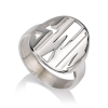 Silver Name Ring RMS5 Style